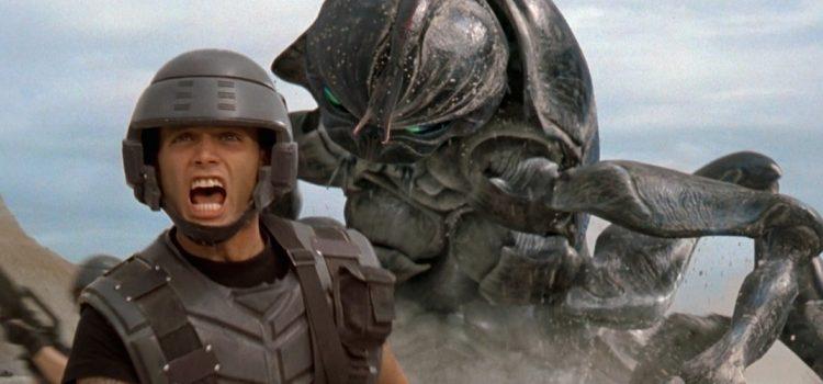 Starship Troopersหนังเก่าแอ็คชั่นน่าดู