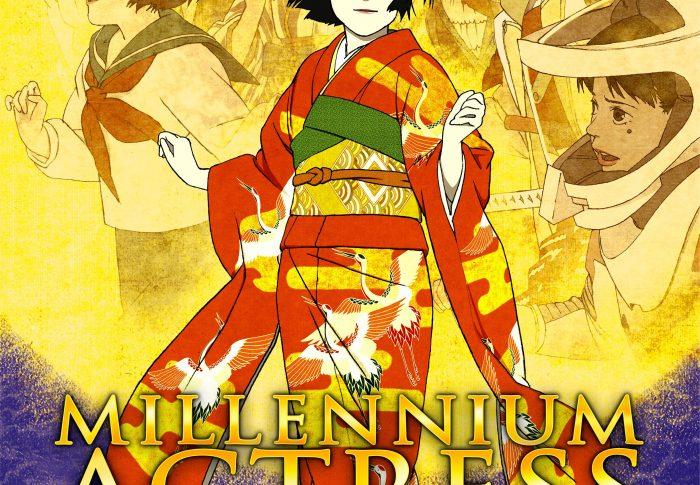 Millennium Actress (2001)